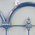 Detail: Antique Iron Bed