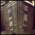 Ludlow Typesetters Cabinet