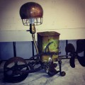 Steampunk Light  #1