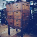 Office Specialty Co. File Cabinet