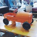 Vintage Peddle Car 'The Lion Cub' - SOLD