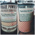Giant Old Canister 'Prague Powder'