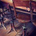 19th century Wooden Stools