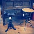 Antique Piano Stools