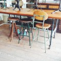 Assorted Industrial Stools (bar height)