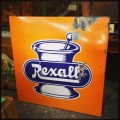 Old Rexall Sign