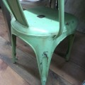 Mint Metal Repro. Chair