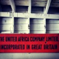 United Africa Company Sign