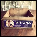 Winona Crate