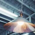 Hanging Light - Kodak Shade
