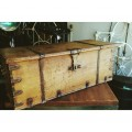 Old Wood Chest - From U.A.E