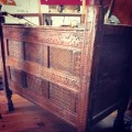 Antique Wooden Chest - From Swat Valley (Image 1/2)