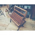Antique Trolley Bench  (Image 1/3)
